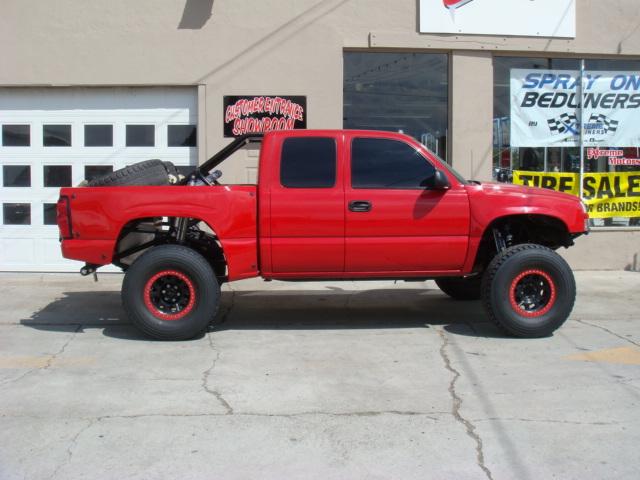 Silverado Crewcab Prerunner Build Page 28 Chevy Truck Forum